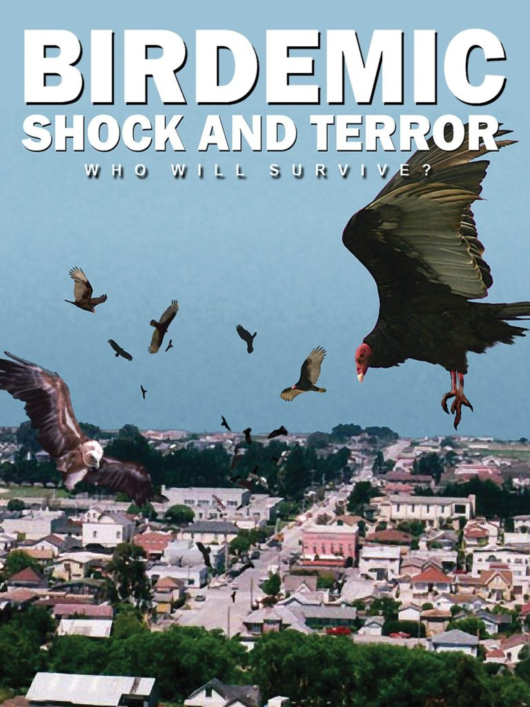 Birdemic (2010) - poster