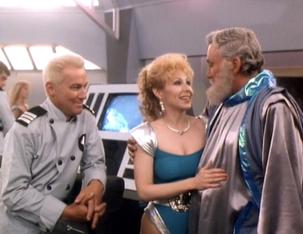 Space Mutiny (1988) - still
