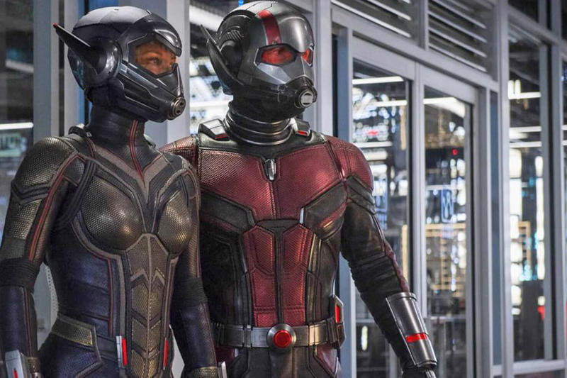 Ant-Man and the Wasp (2018) - still