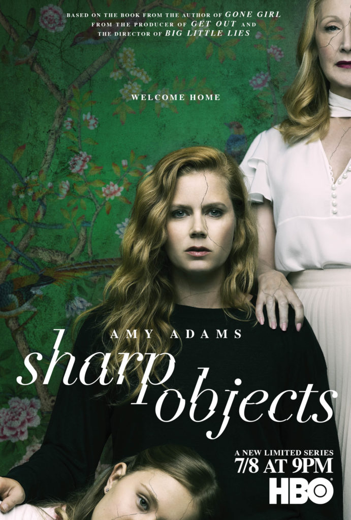 Sharp Objects (2018) - poster