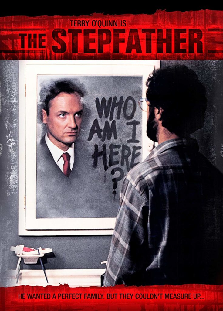 The Stepfather (1987) - poster