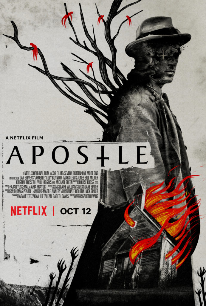 Apostle (2018) - poster