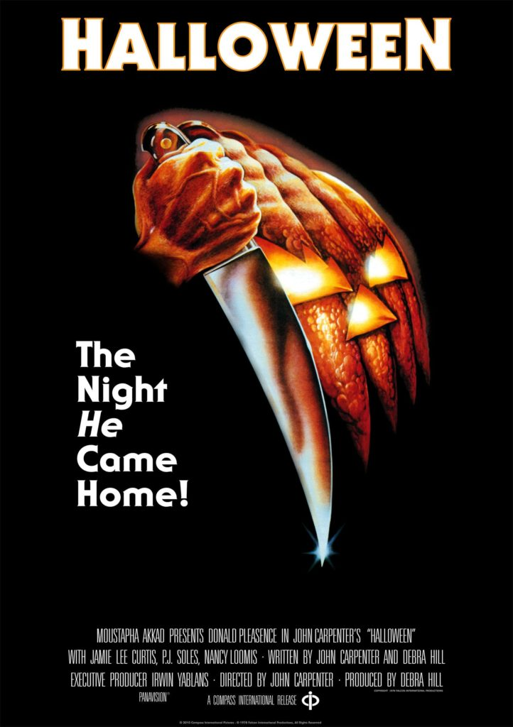 Halloween (1978) - poster