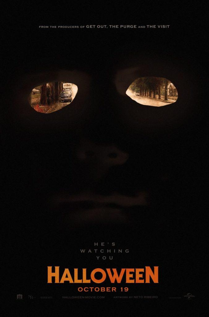 Halloween (2018) - poster