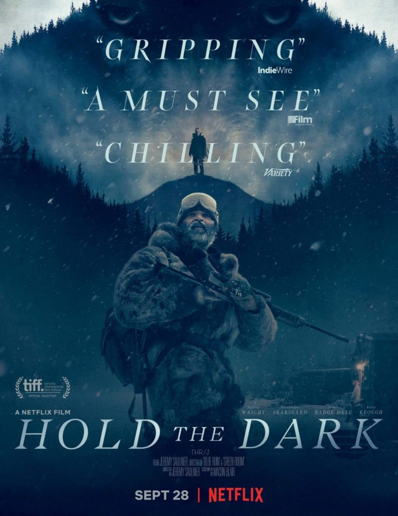 Hold the Dark (2018) - poster
