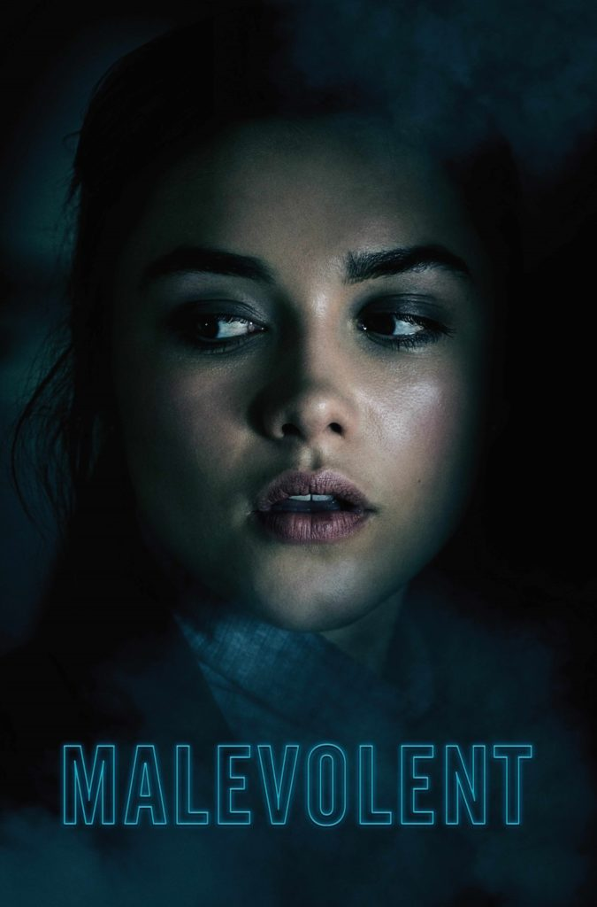 Malevolent (2018) - poster