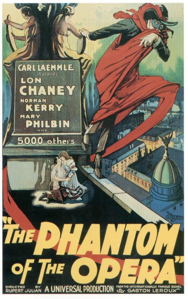 Phantom of the Opera (1925) - poster
