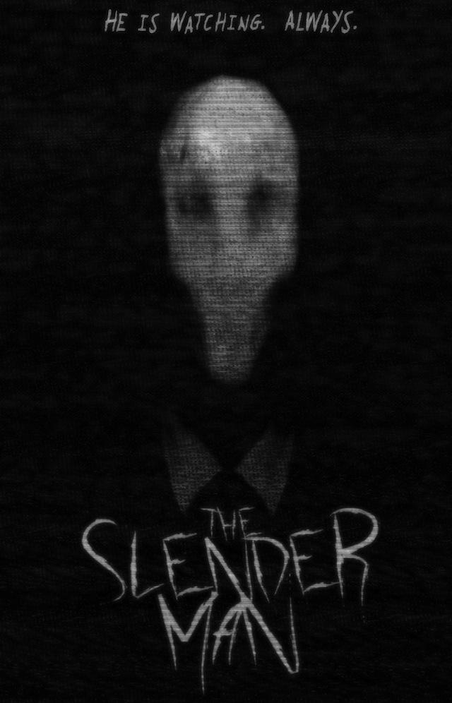 Slender Man (2018) - poster
