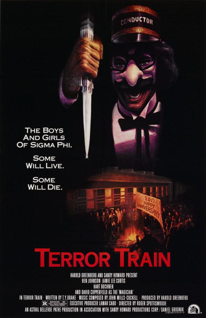 Terror Train (1980) - poster