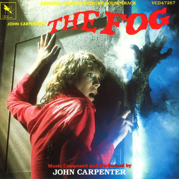 The Fog (1980) - cd art