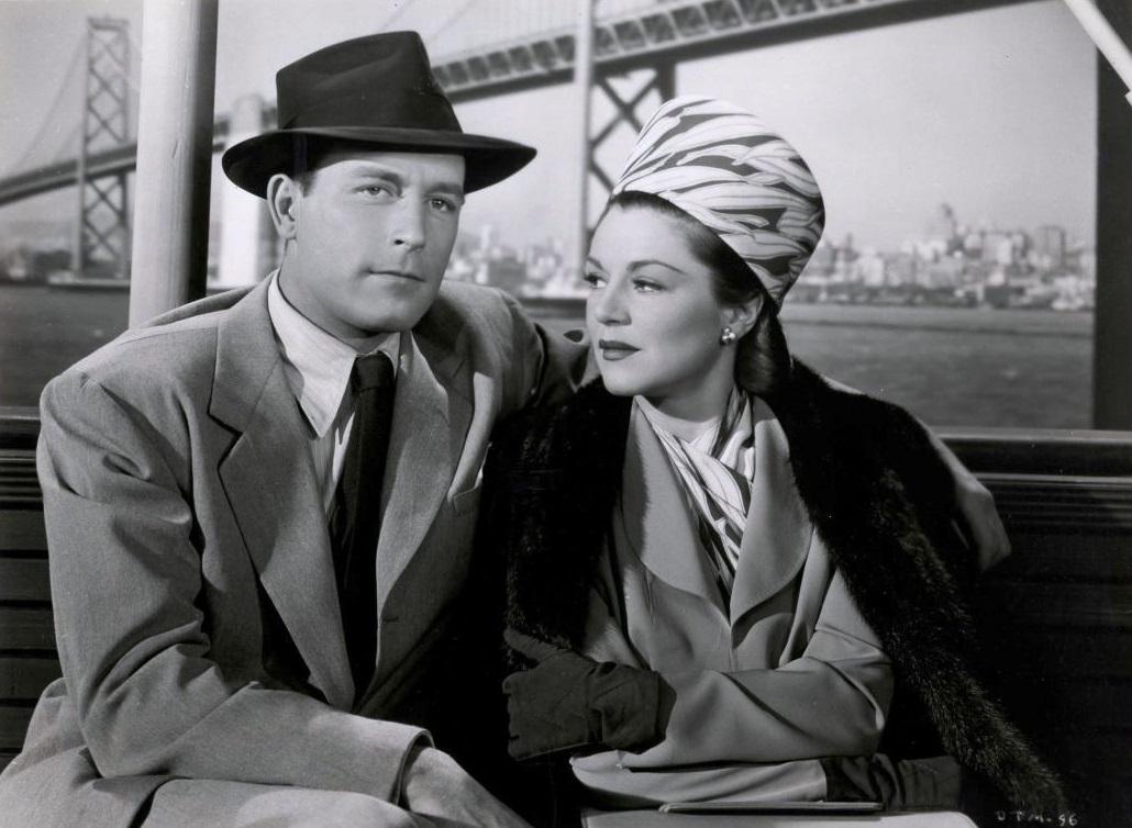 Born to Kill (1947) - still, BmovieBFFs.com
